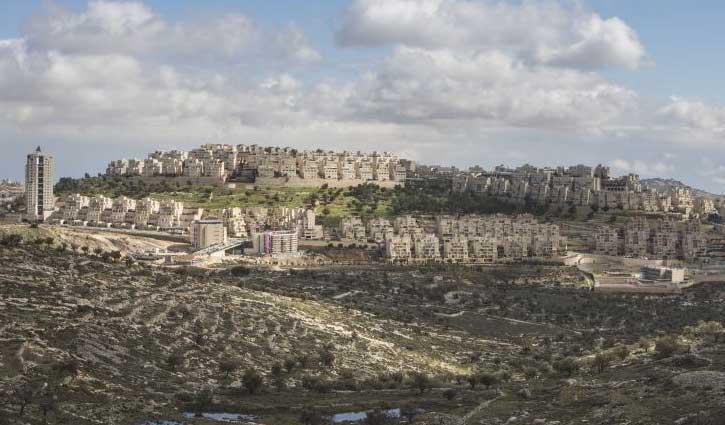 পশ্চিম তীরে ইসরায়েলের বসতি নির্মাণের নিন্দা ফ্রান্সের