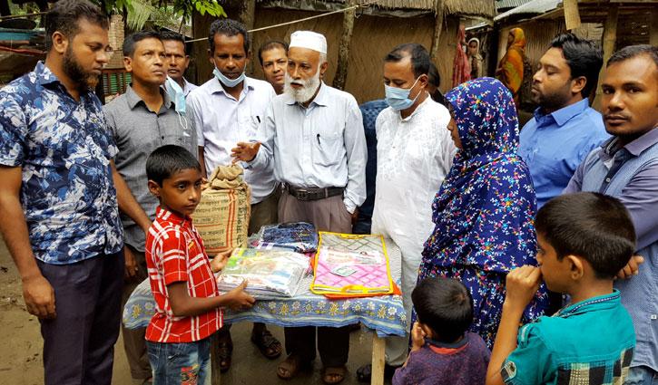 খাতা-কলম কিনতে আর শাপলা বেচতে হবে না সেই রাব্বিকে