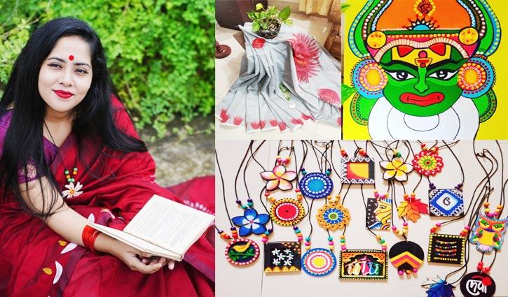 'চারুকুটির' হবে অনেকের কর্মসংস্থান: মেঘলা