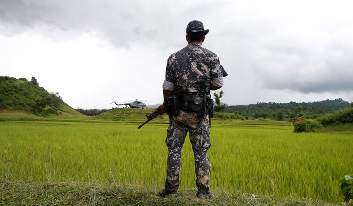 রোহিঙ্গা নিপীড়নের তদন্ত করবে মিয়ানমারের সেনাবাহিনী