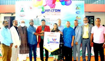 ওয়ালটন প্রথম ফেডারেশন কাপ নারী হ্যান্ডবল প্রতিযোগিতা শুরু