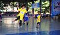 ওয়ালটন ফেডারেশন কাপ নারী হ্যান্ডবল প্রতিযোগিতায় পুলিশ ও নওগাঁর জয়