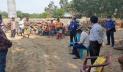 মাগুরায় ইট ভাটায় ভ্রাম্যমাণ আদালতের অভিযান, জরিমানা