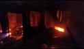 ফতুল্লার মুসলিমনগরে ৩৪টি বসতঘর পুড়ে ছাই