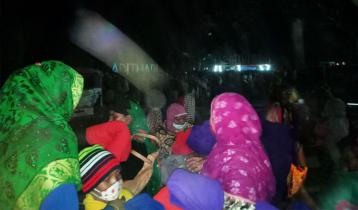 লালমনিরহাটে একরাতে ২ হাজার ২৫০টি কম্বল বিতরণ