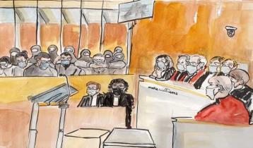 শার্লি এবদোর অফিসে হামলার ঘটনায় ১৪ জনের কারাদণ্ড