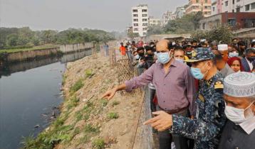 রূপনগর খাল দিয়ে নৌকায় তুরাগ নদীতে যেতে চাই: ডিএনসিসি মেয়র
