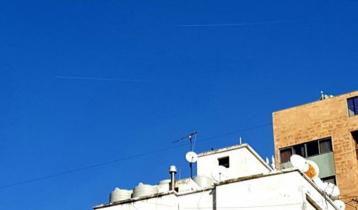 লেবাননের আকাশসীমা অতিক্রম করেছে ইসরায়েলি যুদ্ধবিমান