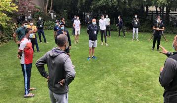 নিউ জিল্যান্ডে ভূমিকম্প, বাংলাদেশ ক্রিকেট দল নিরাপদে