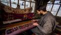 নতুন দুয়ারের সামনে কাশ্মিরের তাঁতশিল্প
