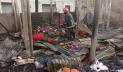 রংপুরে মার্কেটে আগুন: পুড়ে গেছে ২০ দোকান