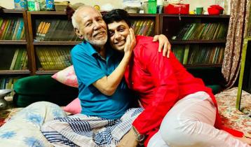 হঠাৎ এটিএম শামসুজ্জামানের বাসায় জায়েদ খান