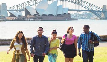 দেশে ফিরতে পারছেন না অস্ট্রেলিয়ায় আন্তর্জাতিক শিক্ষার্থীরা
