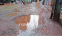 ব্রাহ্মণবাড়িয়া সংস্কারহীন রাস্তাঘাট, ঝুঁকি নিয়ে চলাচল