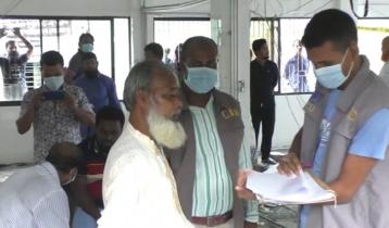 নারায়ণগঞ্জে মসজিদে বিস্ফোরণ: ঘটনাস্থলে সিআইডি