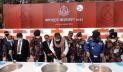 কক্সবাজারে স্মরণকালের সবচেয়ে বেশি মাদক ধ্বংস