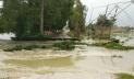 বাসাইলে কালভার্ট ভেঙ্গে যোগাযোগ বিচ্ছিন্ন ৩০ গ্রাম