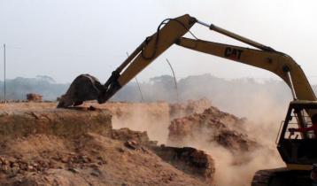 গোপালগঞ্জে ৪টি ইট ভাটা ভেঙে দিয়েছে ভ্রাম্যমাণ আদালত