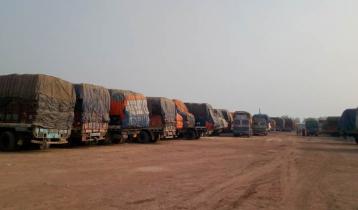 ফেব্রুয়ারিতে হিলি বন্দরে চালের রাজস্ব আদায় ২৫ কোটি টাকা
