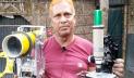 'আবিষ্কারের নেশায় তিনবার সরকারি চাকরি ছেড়েছি'