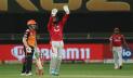 ১৪ রানে ৭ উইকেট হারিয়ে হারলো হায়দরাবাদ
