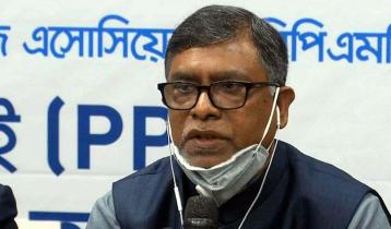 সময় মতোই টিকা পাবে সরকার: স্বাস্থ্যমন্ত্রী