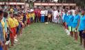 মাগুরায় অনুর্ধ্ব ১০ ও ষাটোর্দ্ধোদের ফুটবল ম্যাচ অনুষ্ঠিত