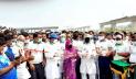 মাদারীপুরে বঙ্গবন্ধু শেখ মুজিব ম্যারাথন প্রতিযোগিতা অনুষ্ঠিত