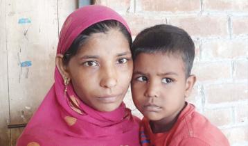 কুড়িগ্রামে স্বামীর বাড়িতে এসে ভারতীয় নারী আটক
