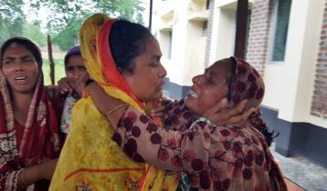 প্রবাসীর স্ত্রীর লাশ হাসপাতালে রেখে পালালো শ্বশুরবাড়ির লোকজন