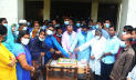 নোবিপ্রবিতে প্রধানমন্ত্রীর জন্মদিন উদযাপন
