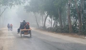 পঞ্চগড়ে ৬ দিন ধরে দেশের সর্বনিম্ন তাপমাত্রা