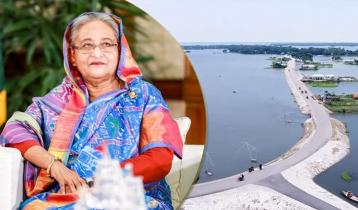 মুজিববর্ষে রাষ্ট্রপতির উপহার 'অল ওয়েদার' সড়ক: প্রধানমন্ত্রী