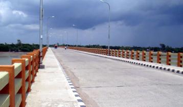 পায়রা নদীতে নির্মিত হচ্ছে 'শেখ হাসিনা পায়রা ব্রিজ'