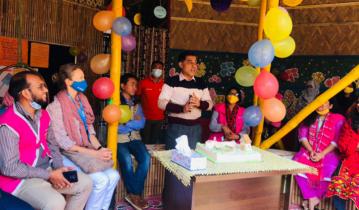 নিরাপত্তা ও দক্ষতা উন্নয়নে ব্যতিক্রমী নারীবান্ধব কেন্দ্র উদ্বোধন