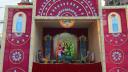 রাজশাহীর দুর্গোৎসবে টাইগার সংঘের ব্যতিক্রম মণ্ডপ