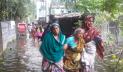 রংপুরে পা পিছলে শিশু খালে, বাঁচাতে গিয়ে মা ও ভাইয়ের মৃত্যু