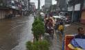 রংপুরে ১১০ বছরের রের্কড বৃষ্টি, কয়েক লাখ মানুষ পানিবন্দি