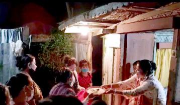 রাঙামাটিতে গুর্খা সম্প্রদায়ের 'ভৈল-দেওসি' উৎসব উদযাপিত