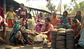 রংপুরে গ্রামাঞ্চলের নারীরা এখনও পিছিয়ে
