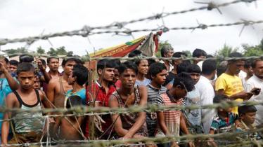মিয়ানমারে 'উন্মুক্ত কারাগারে' বাস করছে রোহিঙ্গারা