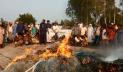 সিরাজগঞ্জে ১২৩ জেলের কারাদণ্ড, ৭৮ হাজার মিটার জালে আগুন