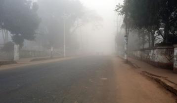 শ্রীমঙ্গলে তাপমাত্রা ৭.৩ ডিগ্রি: বইছে মাঝারি শৈত্যপ্রবাহ