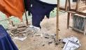কাউন্সিলর প্রার্থীর নির্বাচনি কেন্দ্র পুড়িয়ে দেওয়ার অভিযোগ