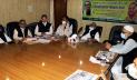 পৌরনির্বাচনে প্রার্থী বাছাই নিয়ে টাঙ্গাইল জেলা আ.লীগের সভা