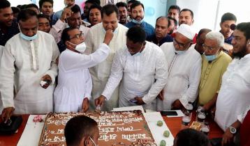 গোপালগঞ্জে নানা কর্মসূচিতে শেখ হাসিনার জন্মদিন উদযাপন
