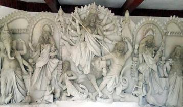 হবিগঞ্জে ৬৬১টি মণ্ডপে দুর্গাপূজার প্রস্তুতি