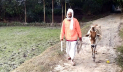 কুড়িগ্রামে বাড়ছে শীত: দুশ্চিন্তায় চরাঞ্চলের হতদরিদ্ররা
