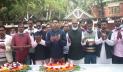 শেখ মনির ৮১তম জন্মদিনে বঙ্গবন্ধুর সমাধিতে শ্রদ্ধা