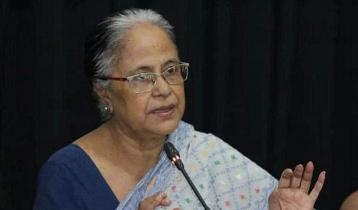 আয়শা খানমের মৃত্যুতে প্রতিমন্ত্রী ইন্দিরার শোক